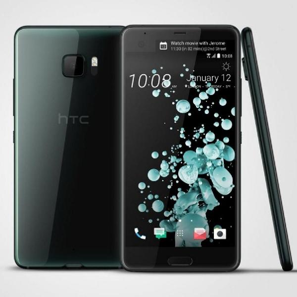 HTC U Ultra Resmi, Snapdragon 821 dan Bodi Lapis Safir