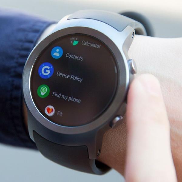 LG Resmi Hadirkan Dua Smartwatch Android Wear 2.0