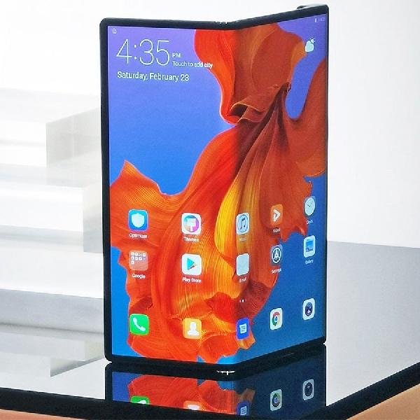 Huawei Mate X Menunda Perilisannya