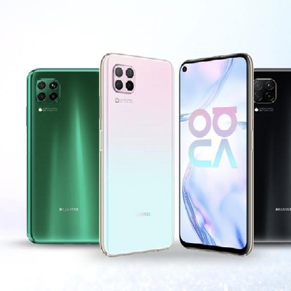 Huawei Nova 7, Nova 7 SE, dan Nova 7 Pro Dikabarkan akan Resmi diluncurkan 23 April 2020