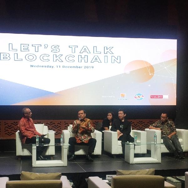 Teknologi Masa Depan Blockchain untuk Pelaku Startup Indonesia