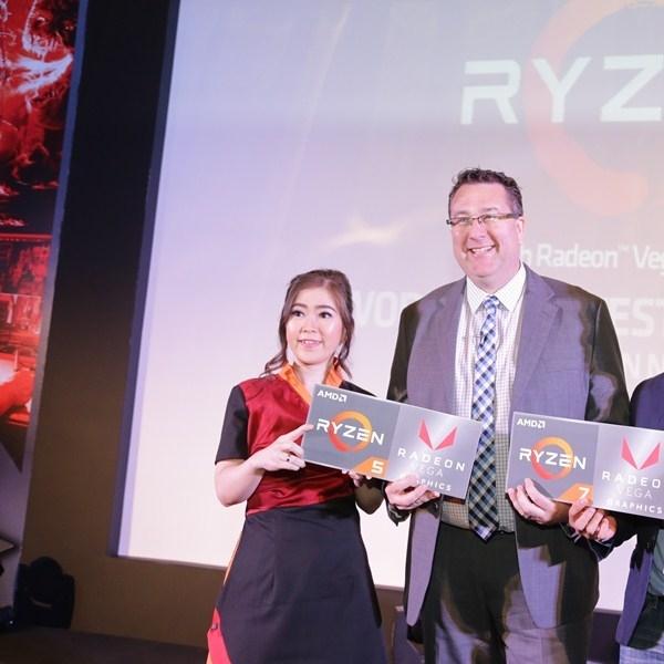 Prosesor AMD Ryzen Mobile Resmi Mendarat di Indonesia