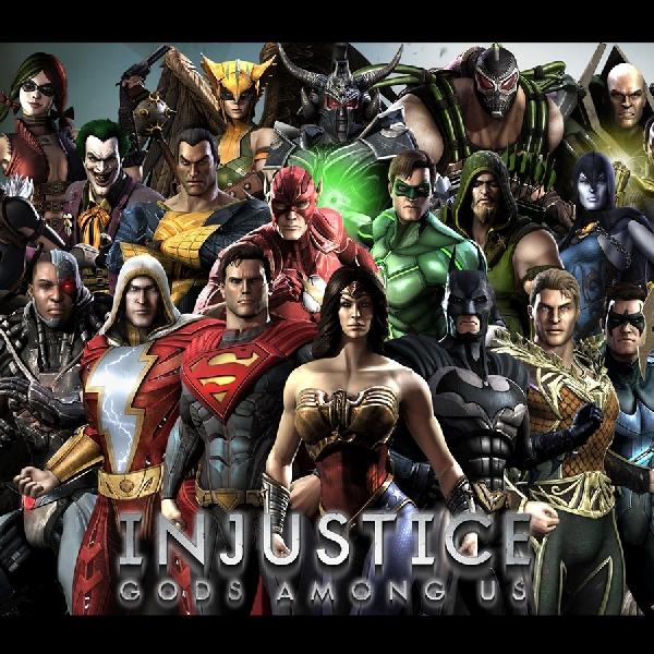 Buruan Download, Injustice: Gods Among Us Ultimate Edition Gratis Sampai 25 Juni