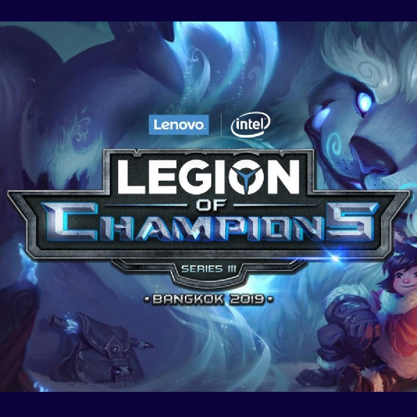 Tim Headhunters Wakili Indonesia Di Grand Final Lenovo Legion of Champions III 2019