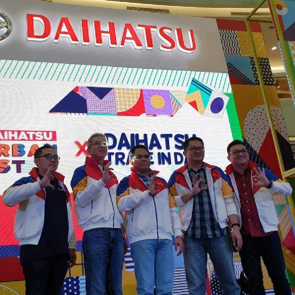 Urban Fest Surabaya : Weekend Kekinian ala Daihatsu Pertandingkan Arena of Valor