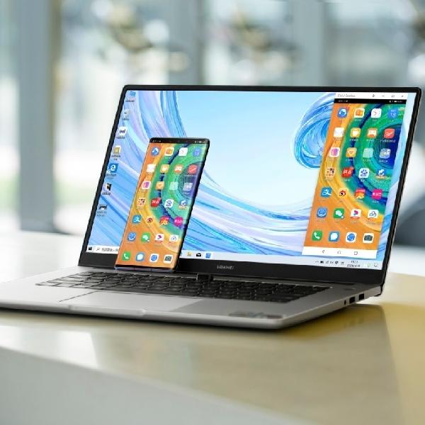 HUAWEI MateBook D14 dan D15 Jawab Tantangan Produktifitas dengan Fitur Terbaik