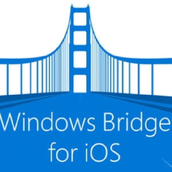 Microsoft Kembangkan iOS Bridge, Pindah Aplikasi iOS ke Windows