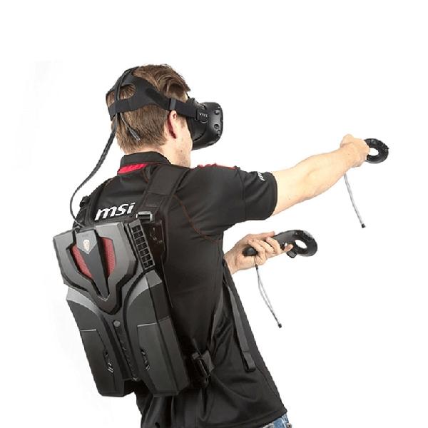 Keren, Backpack PC Ini Dapat Sajikan Konten VR
