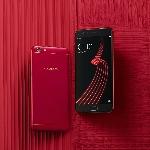 Oppo F3 Red Edition Resmi Bergaya Semakin Berani