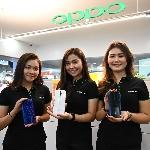 OPPO Gelar  Penjualan Perdana A9 2020 di Kota Bekasi