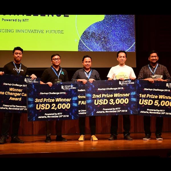 Ini Tiga Pemenang NTT Startup Challenge 2019 :  Nodeflux, Modal Rakyat dan Awan Tunai