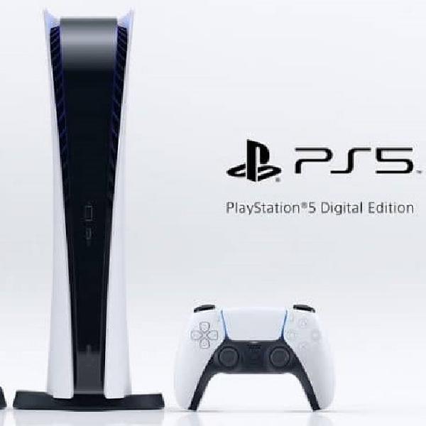 PS5 Digital Edition Terbaru, Dikabarkan akan Lebih RIngan dari Versi Original