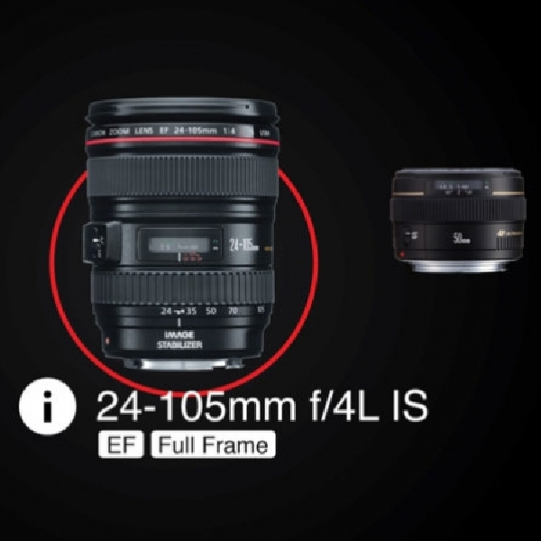 Kecanggihan Lensa dan Kamera Canon Bisa Dicicipi di Dunia Virtual