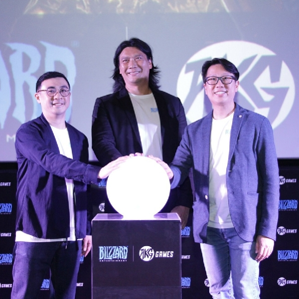 Blizzard Entertainment Bersama AKG Games Bertekad Kembangkan Komunitas Gamers Indonesia