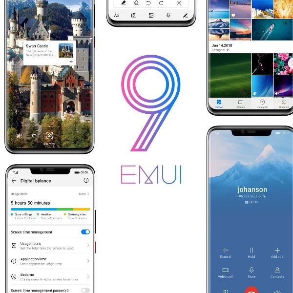 Mengulik EMUI 9.0, User Interface Besutan Huawei