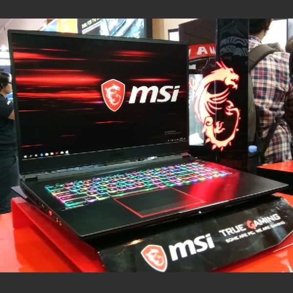MSI Luncurkan 4 Notebook Baru di Indocomtech 2018