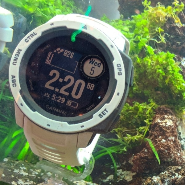 Perdana di Watch Studio, Garmin Instinct Resmi Mendarat di Indonesia