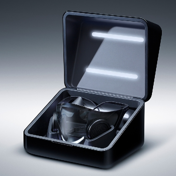 Razer Umumkan Masker Pintar, Dilengkapi Ventilator dan Amplifier