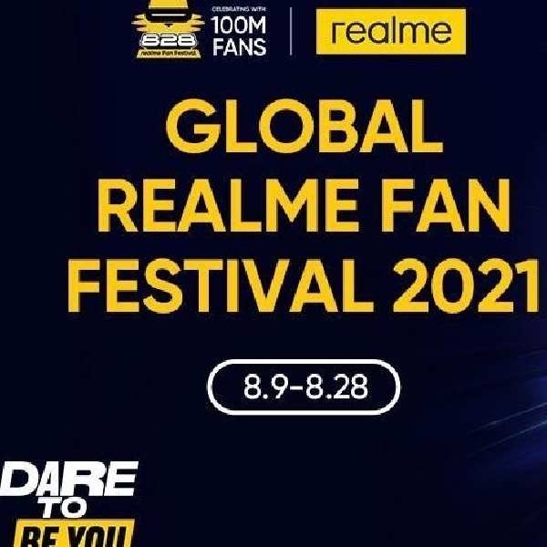 4 Produk Andalan Realme Melenggang di Realme Fan Fest