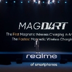 Realme Rilis MagDart, Charger Magnetik Smartphone Android Tercepat di Dunia