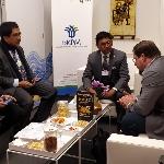 Menkominfo Jajaki Kerjasama Pengembangan Teknologi 5G dengan Qualcomm