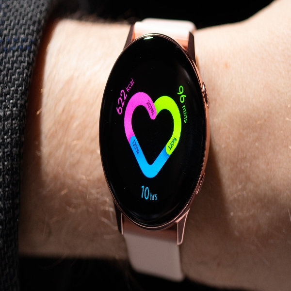 Ini 4 Fitur Utama Galaxy Watch Active