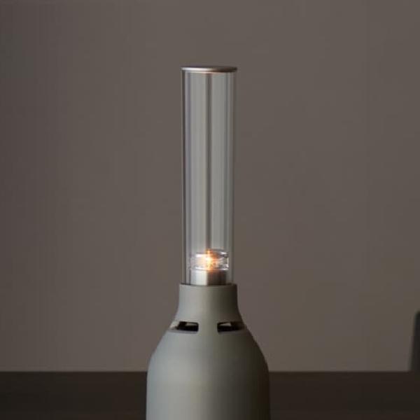 Speaker Portable Terbaru dari Sony Terlihat Seperti Tempat Lilin