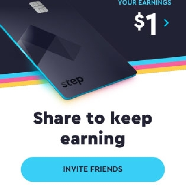 Step Targetkan Remaja dan Dewasa Muda dengan Rekening Bank Mobile dan Visa Tanpa Biaya