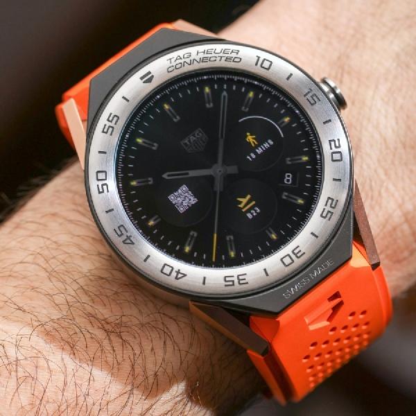 Smartwatch Terbaru Tag Heuer Usung Konsep Modular