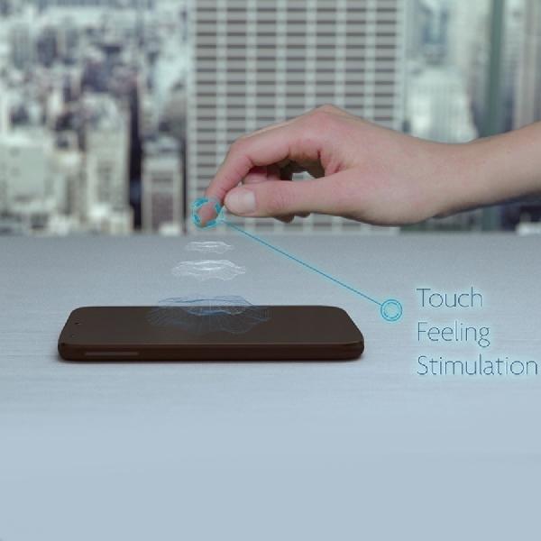 Teknologi Ultrasonik 'CameraBar' Ponsel Segera Tiba