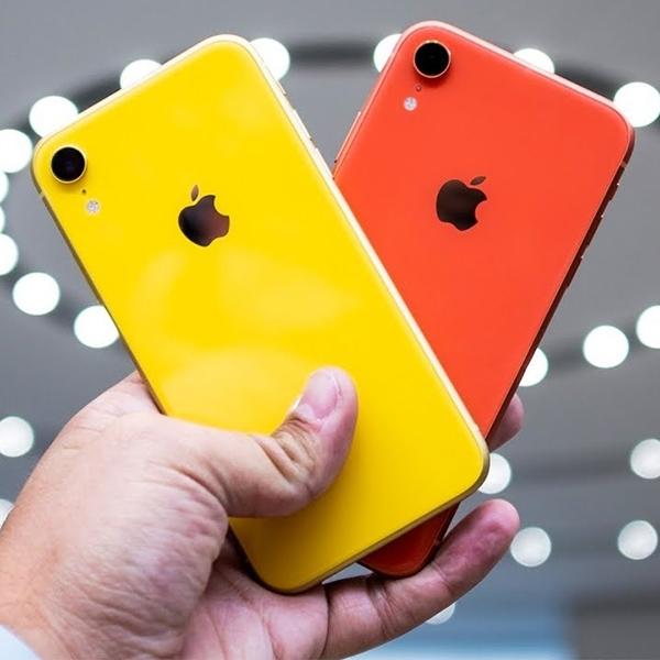 Tak Hanya Duo XS, Apple Juga Hadirkan iPhone XR