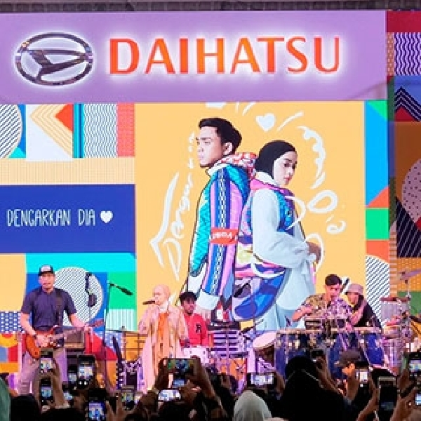 Yuk, Seseruan Bareng Daihatsu Di Urban Fest Bandung!