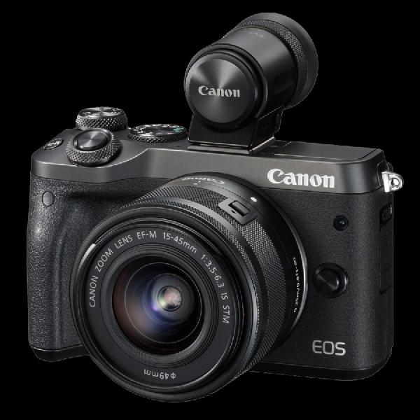 Lebih Bertenaga, Ini Rupa Suksesor Canon EOS M5