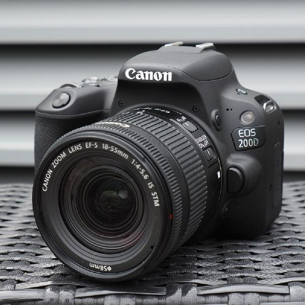 Kaya Fitur, Canon Rilis Suksesor EOS 100D
