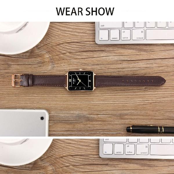 Berbodi Metal, Ini Smartwatch Perdana Oukitel