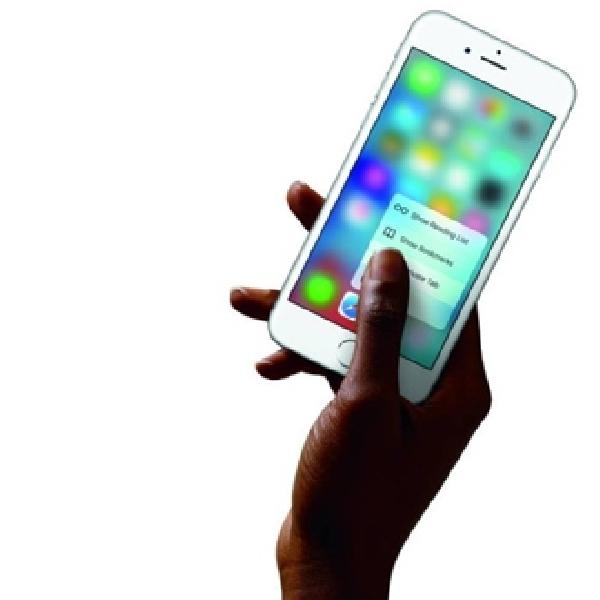 Apple tak jadi Buat Display Sendiri, iPhone 7 tetap Gunakan Tombol Fisik