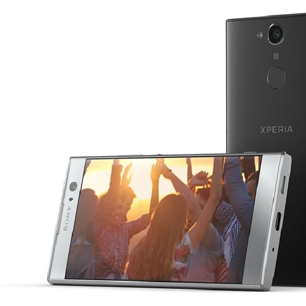 Sasar Mid Range, Sony Resmi Luncurkan Xperia XA2