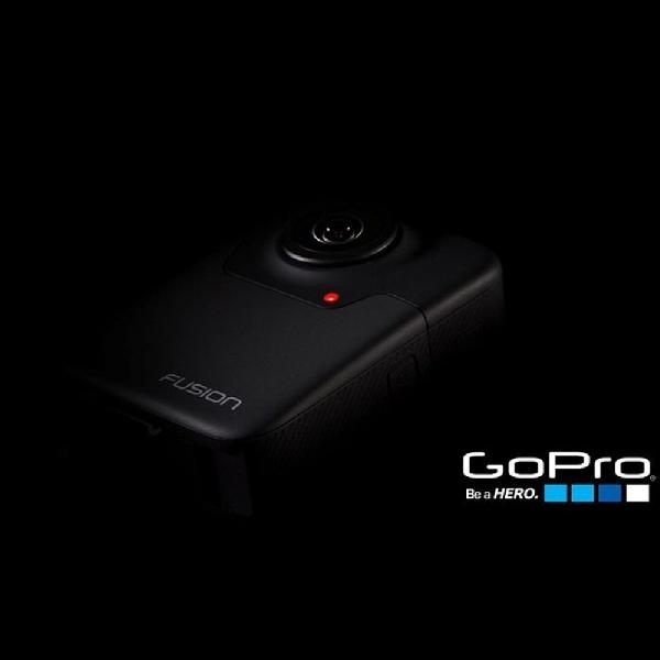 GoPro Fusion Tertangkap dalam Pengujian Broadcasting