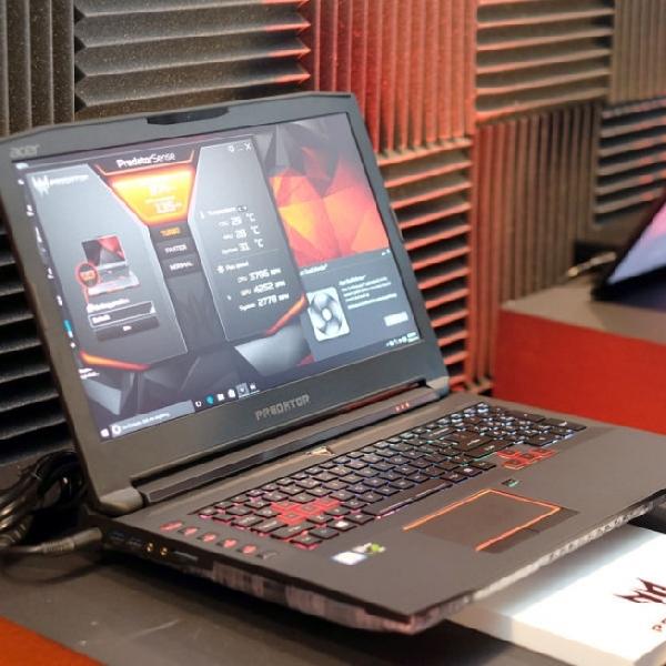 Ini 7 Produk Laptop, Desktop, dan Monitor Andalan Acer yang Luncur di CES 2017