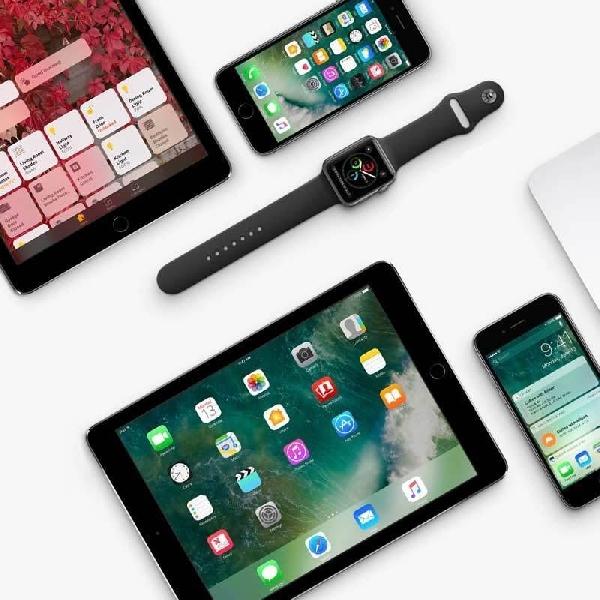 Melangkah Gesit, Apple Patenkan Sensor Sinar UV dan Ozon