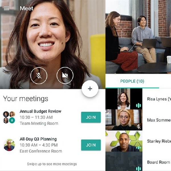 Praktis Video Call dengan Integrasi Google Meet dan Gmail