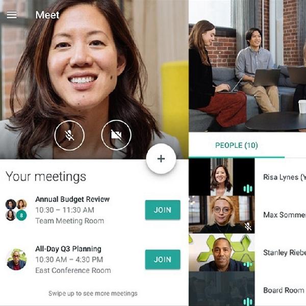 Praktis Video Call dengan Integrasi Google Meet dan Gmail