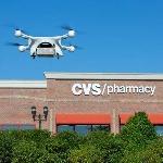 Gunakan Drone, UPS dan CVS Kirimkan Bantuan Obat-obatan di AS