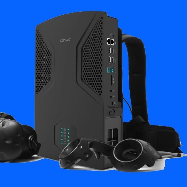 Backpack PC Ini Bikin Game VR Bisa Dimainkan di Mana Saja