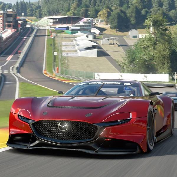 Mazda Rilis Mazda RX-Vision GT3 Concept di Permainan Gran Turismo