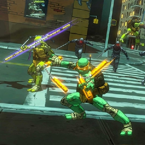 Game Teenage Mutant Ninja Turtles 'Mutants in Manhattan' Segera Dirilis