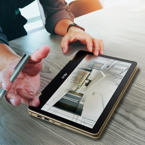 Jelang Akhir Tahun, ASUS Resmikan Hadirnya VivoBook Flip TP203