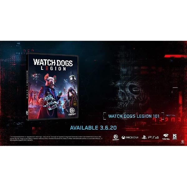 Watch Dogs Legion Siap Hadirkan Mekanisme Gameplay Revolusioner