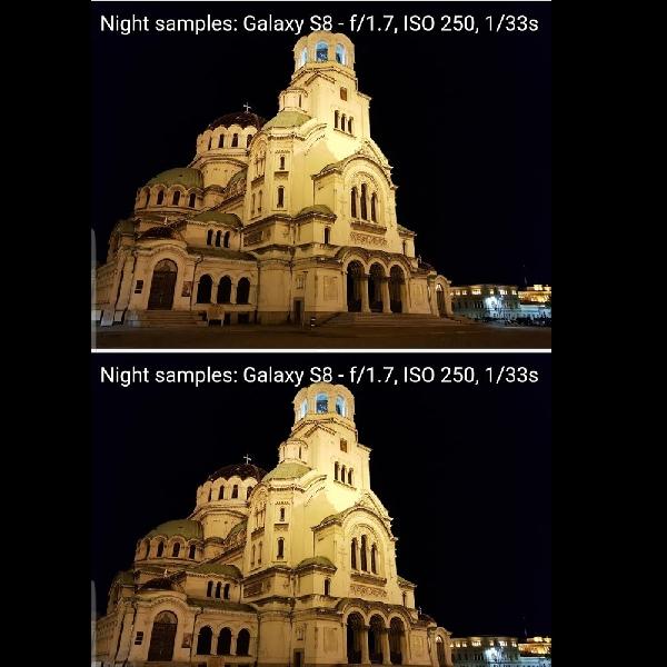 Perbandingan Cepat Hasil Kamera Samsung Galaxy S7 dan Galaxy S8