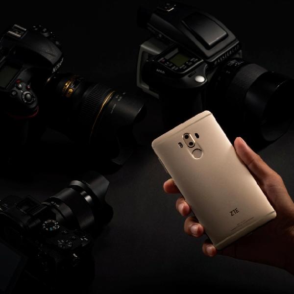ZTE Axon 7 Max Bawa Layar Jumbo Plus Tiga Kamera 13MP